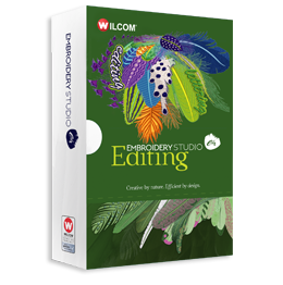 wilcom e4 editing software box